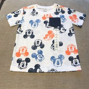 Mickey Mouse Toddler Tee Shirt